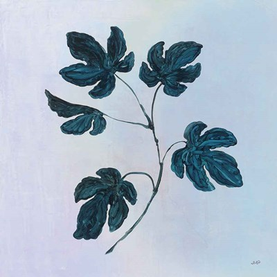 Botanical Study III Blue Poster by Julia Purinton for $81.25 CAD