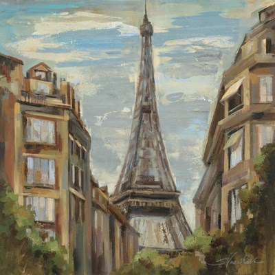A Moment in Paris I Poster by Silvia Vassileva for $101.25 CAD
