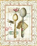 Rose Garden Utensils II