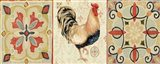 Bohemian Rooster Panel II