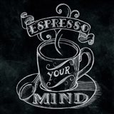 Espresso Your Mind  No Border Square