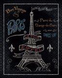 Travel to Paris I