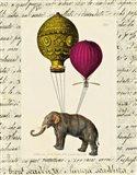 Elephant Ride II