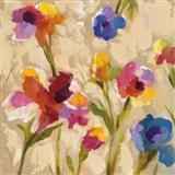Bold Bright Flowers II