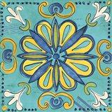Tuscan Sun Tile IV Color