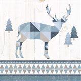 Nordic Geo Lodge Deer I