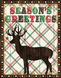 Simple Living Holiday Seasons Greetings