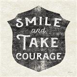 Take Courage Black