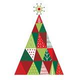 Geometric Holiday Trees I