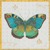 Bohemian Wings Butterfly I