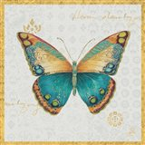 Bohemian Wings Butterfly II