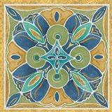 Free Bird Mexican Tiles I