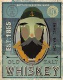 Fisherman V Old Salt Whiskey