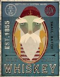 Fisherman VIII Old Salt Whiskey