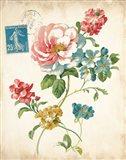 Elegant Floral I Vintage v2