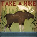 Take a Hike Moose