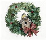 Holiday Wreath III