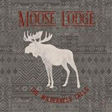 Soft Lodge IV Dark with Red