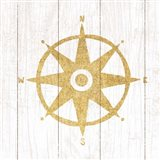 Beachscape IV Compass Gold Neutral