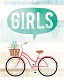 Beach Cruiser Girls II