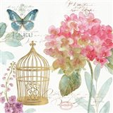 Rainbow Seeds Floral Birdcage II