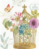 Rainbow Seeds Romantic Birdcage I