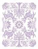 Otomi Deer Pastel