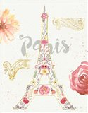 Paris Blooms I
