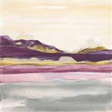 Purple Rock Dawn II Gold