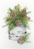 Birch Vase II
