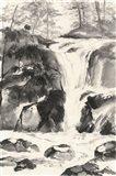 Sumi Waterfall IV