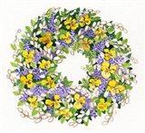 Spring Wreath III