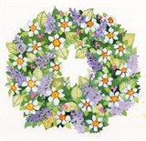 Spring Wreath IV