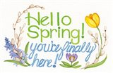 Spring Saying I