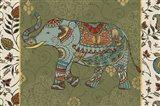 Elephant Caravan IIF