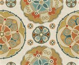 Spice Suzani Patterns I