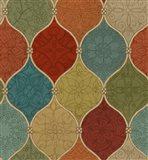 Spice Mosaic Pattern Crop