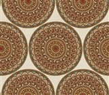 Mandala Road Pattern I