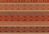 Batik Stripes I