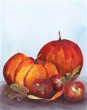 Watercolor Harvest III