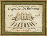 French Wine Label III