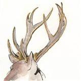 Gilded Deer