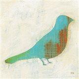Flight Patterns Bird I
