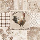 Farm Nostalgia I Neutral
