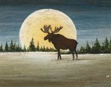 North Woods Moose Crop