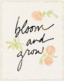 Bloom and Grow