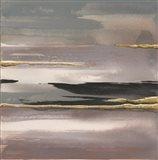 Gilded Morning Fog II