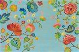 Folk Song Floral