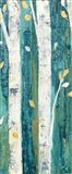 Birches in Spring Panel II