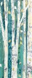 Birches in Spring Panel III